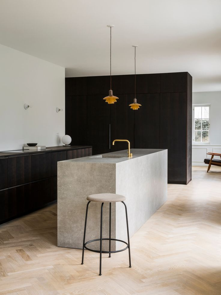 Kitchen | Copenhagen Apartment By Norm Architects | Est Living