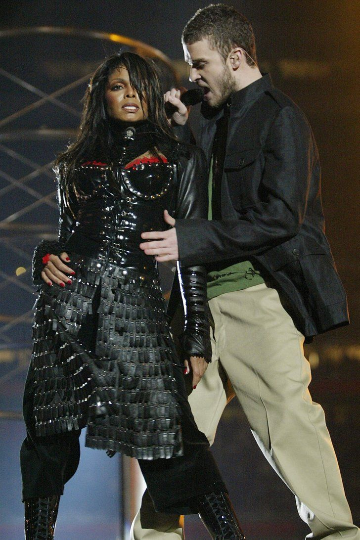 The Play-by-Play of Janet Jackson's 2004 Super Bowl Nip Slip