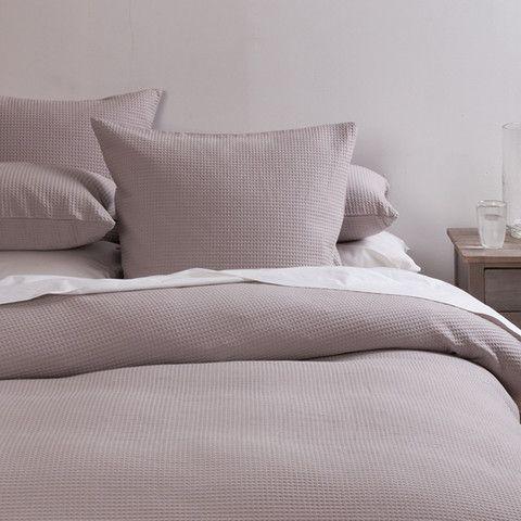 Benissimo Oyster Duvet Cover #homeware #cittadesign #bedroom #classic