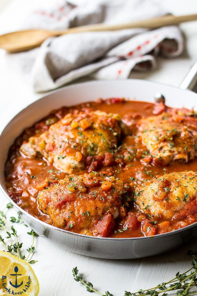 Chicken Osso Buco | The Beach House Kitchen