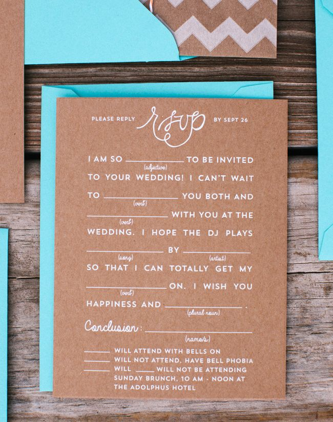 Blue Eye Brown Eye_Mad Lib Reply Card