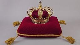 De kroon. Meer weten over onze koning? Lees Duh Koning! https://itunes.apple.com/us/book/duh!-koning/id628102325?mt=11 Ook superhandig voor je spreekbeurt of werkstuk trouwens!