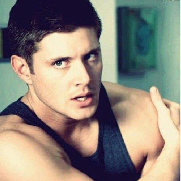Any scene with Jensen sleeveless or shirtless is a Moment Worth Watching.