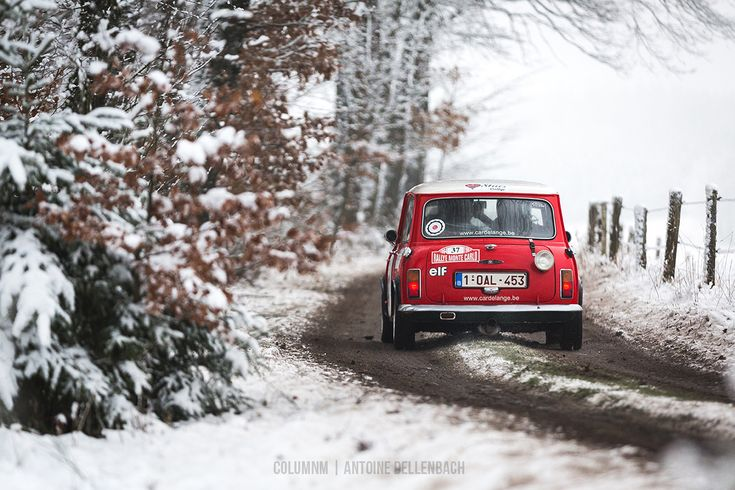 This year's Legend Boucles Bastogne saw over 300 cars from the defining era of rallying gather at a small town in Southern Belgium for a cosy and engaging affair. #ClassicCars #HeritageRally #Rally