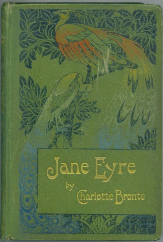 Jane Eyre, Charlotte Bronte, 1900