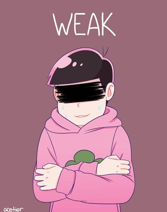 Osomatsu-san- Todomatsu #Anime「♡」 Hurtful Words