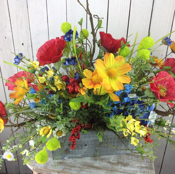 Church Flower Arrangement For Memorial Day Ideas Gardening Flower