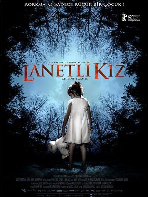 Lanetli Kiz - Childish Games - 2012 - BRRip Film Afis Movie Poster