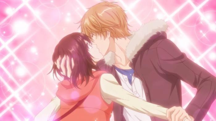 Ookami Shoujo - Erika & Kyouya Kiss