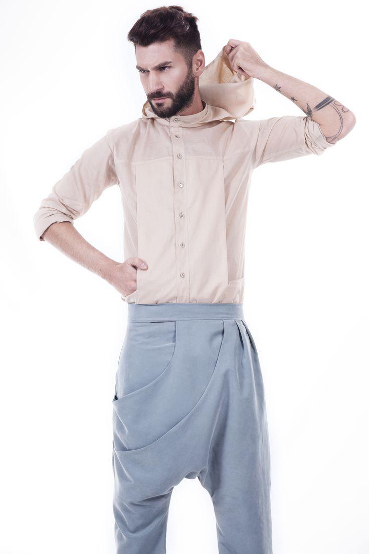 Lookbook  Model: Stefanos Vasiliadis