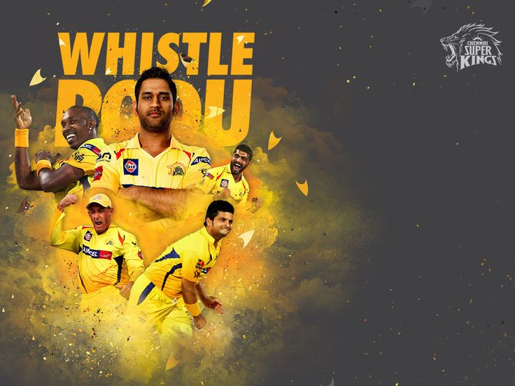 The Official Website Of Chennai Super Kings