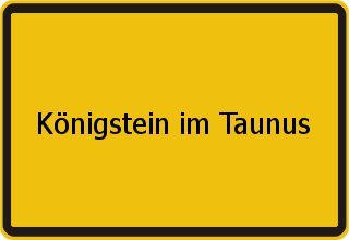 Gebrauchtwagen verkaufen Königstein im Taunus