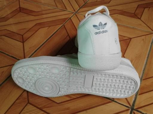 Sepatu adidas white line black ZAD103 :: IndoGaleri