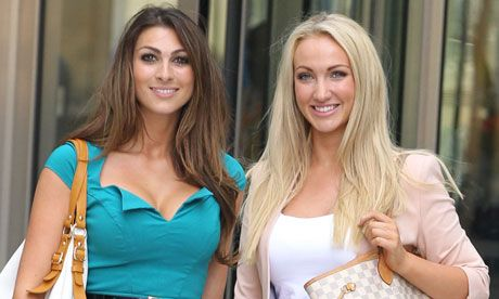 The Apprentice Final!  So guys who is your money on for this years Apprentice Winner? Will it be Leah or Luisa?
