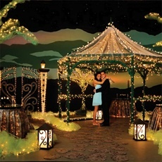 Save As An Idea For Use Tents To Create The Forest Canopy Dance ThemesProm