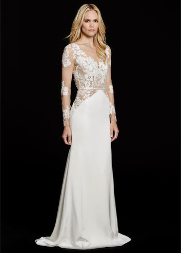 mona by hayley paige available at stardust celebrations dallas texas bridal salon