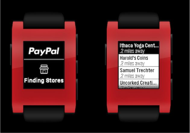 Pebble owners can now use PayPal on their #smartwatch -  #wearables
