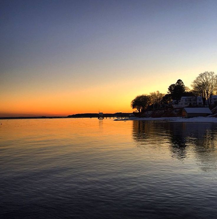 Falmouth Town Landing, Maine