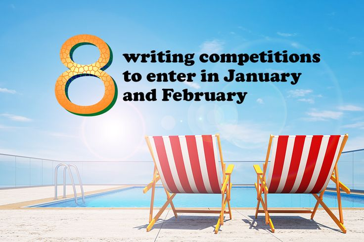 8 writing competitions to enter in January and February 2016 - Australian Writers' Centre