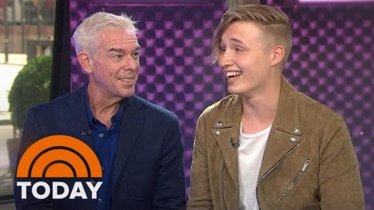 Meet The Justin Bieber Of Scandinavia: 15-Year-Old Isac Elliot | TODAY