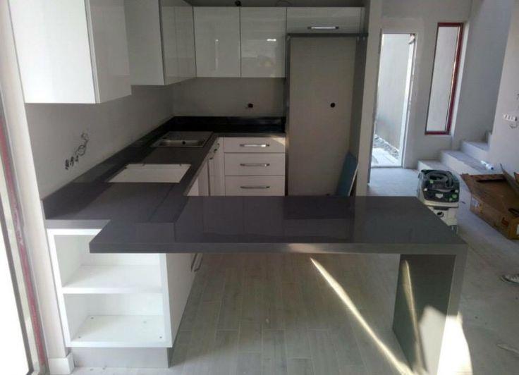 Mutfak iç mekan tasarım