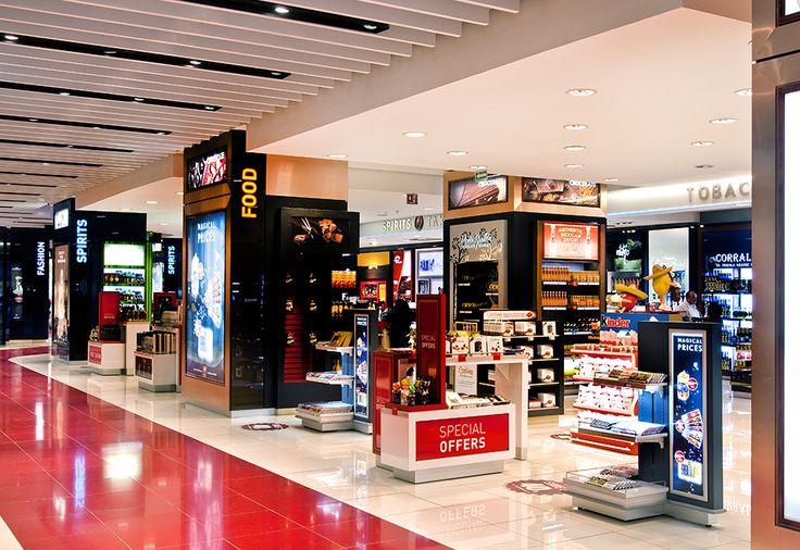 Mostaza Design | Dufry | México | Duty-free shop | Food | #retaildesign #mostazadesign #dufry #interiordesign #interiors #retail #dutyfree #travelretail