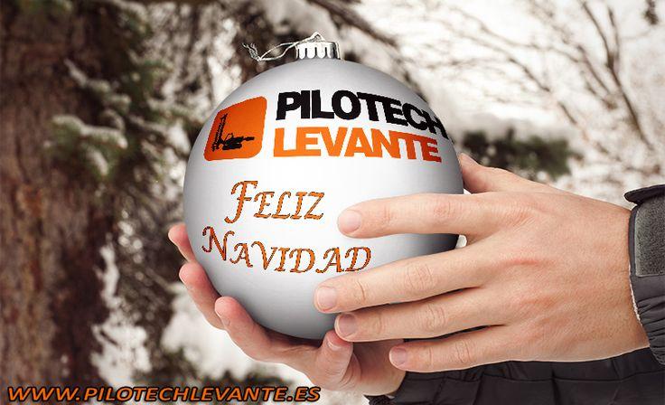 feliz navidad y prospero año nuevo desde www.pilotechlevante.es cimentaciones especiales