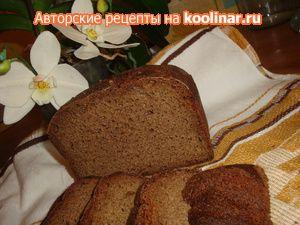 100% ржаной хлеб для ХП