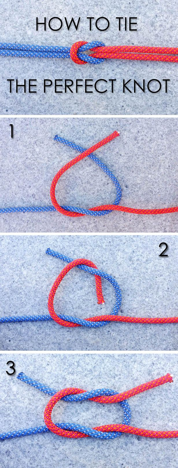 We know that tying a secure knot is an important survival skill. Learn how to ti… – eHow