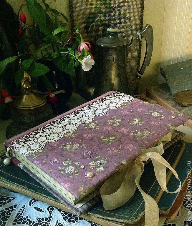 """Купить Кулинарная книга """"Старые письма"""" - кулинарная книга, кулинарный блокнот, кулинарный, кулинарная"""