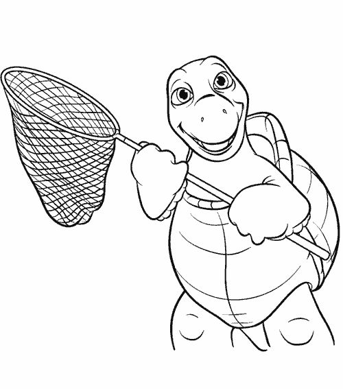 7 best Coloring Pages (Over The Hedge) images on Pinterest