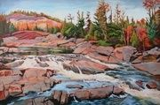 Onaping Falls - Anna Clarey