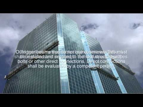 siddharth hans: Suspended Scaffold Code of Safe Practices - 2014