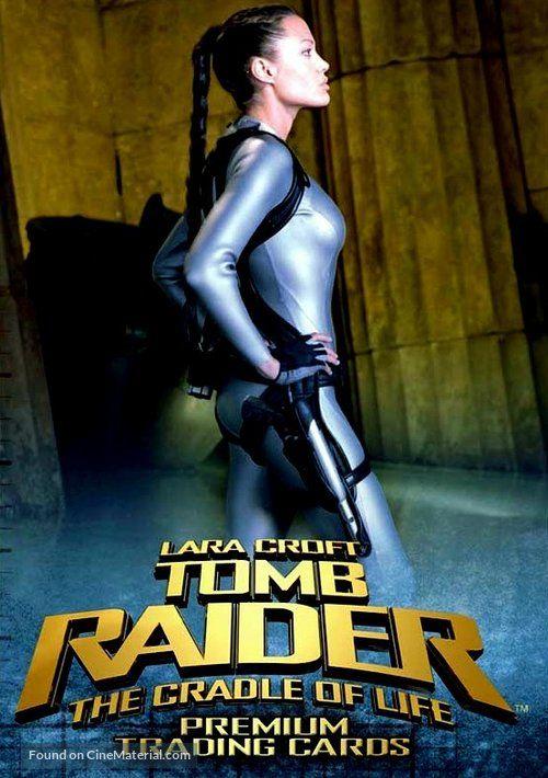 Lara Croft Tomb Raider The Cradle Of Life 2003 U S Movie Poster