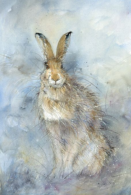 Winter Laecan by Kate Wyatt ~ I have this in our front room and love him