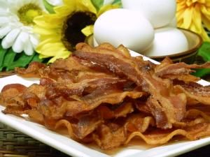 Is Bacon Bad For Your Health?: Cooked Bacon Rashers