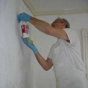 how to fix broken plaster ceiling
