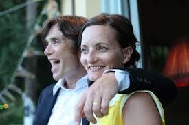Image result for cillian murphy wife yvonne mcguinness