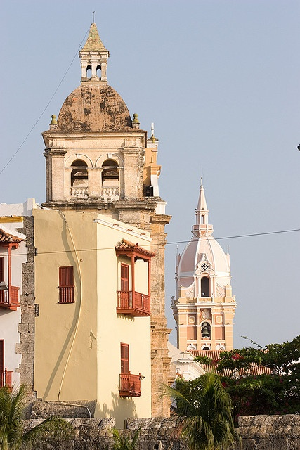 UNESCO World Heritage Site - Historic Center, Cartagena de Indias, Colombia. Photo: Marc Hors, via Flickr