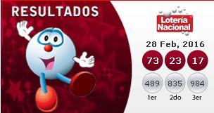 Ver lista de premios: http://wwwelcafedeoscar.blogspot.com/2016/02/loteria-nacional-de-costa-rica-resultado.html