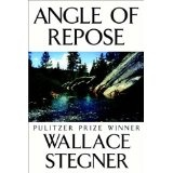 Angle of Repose by Wallage Stagner:  A book that made me think of marriage in a new way.  Brilliant.