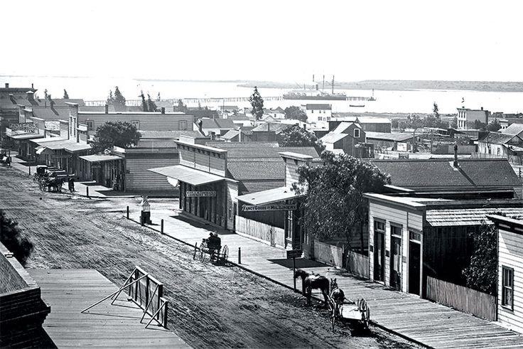 Vintage San Diego: How Our City Has Changed Since 1876 - San Diego Magazine - November 2016 - San Diego, California