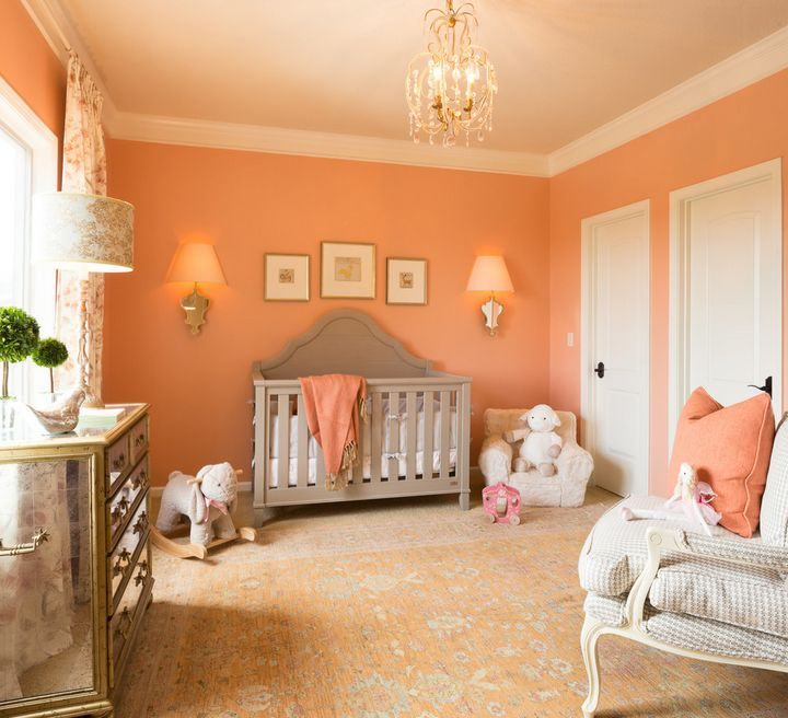 17 Best Ideas About Luxury Nursery On Pinterest