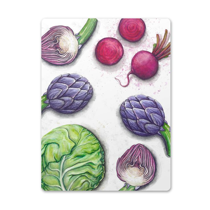 Cutting board from the Roots collection by SLOYDLAB.