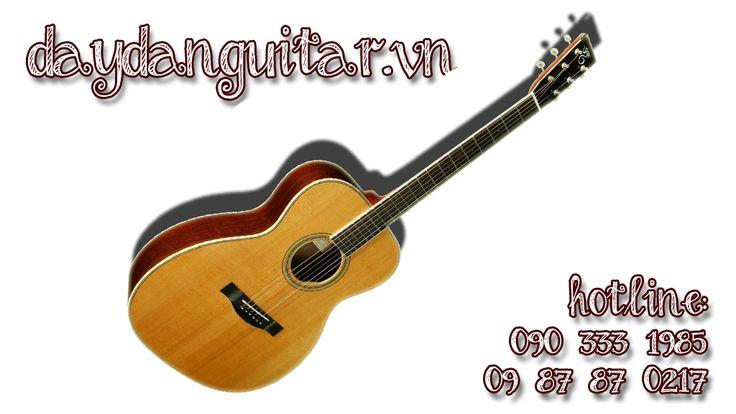 Dạy đàn guitar - www.daydanguitar.vn