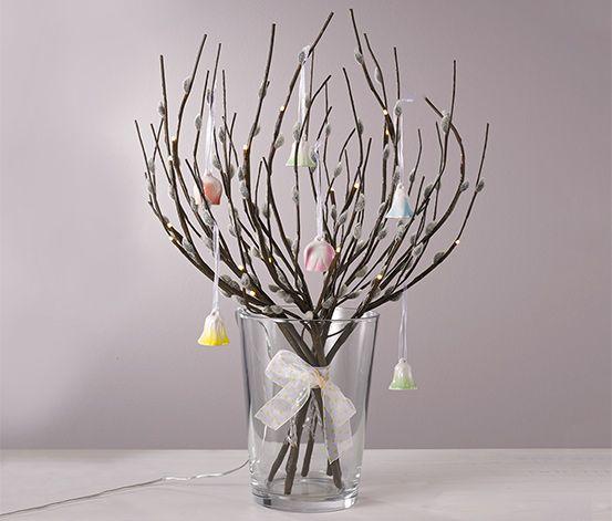 Svítící dekorační větvičky