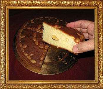Recipe, story, and coin for vasilopita for St. Basil's feast day