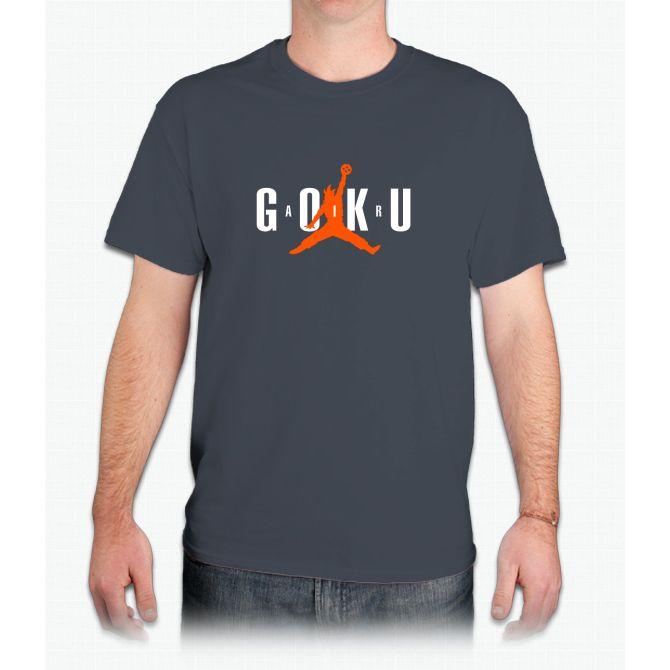 Air Goku 2 - Mens T-Shirt