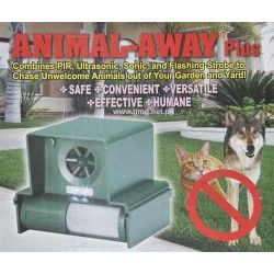 Odstraszacz psów kotów kun łasic szczurów królików lisów