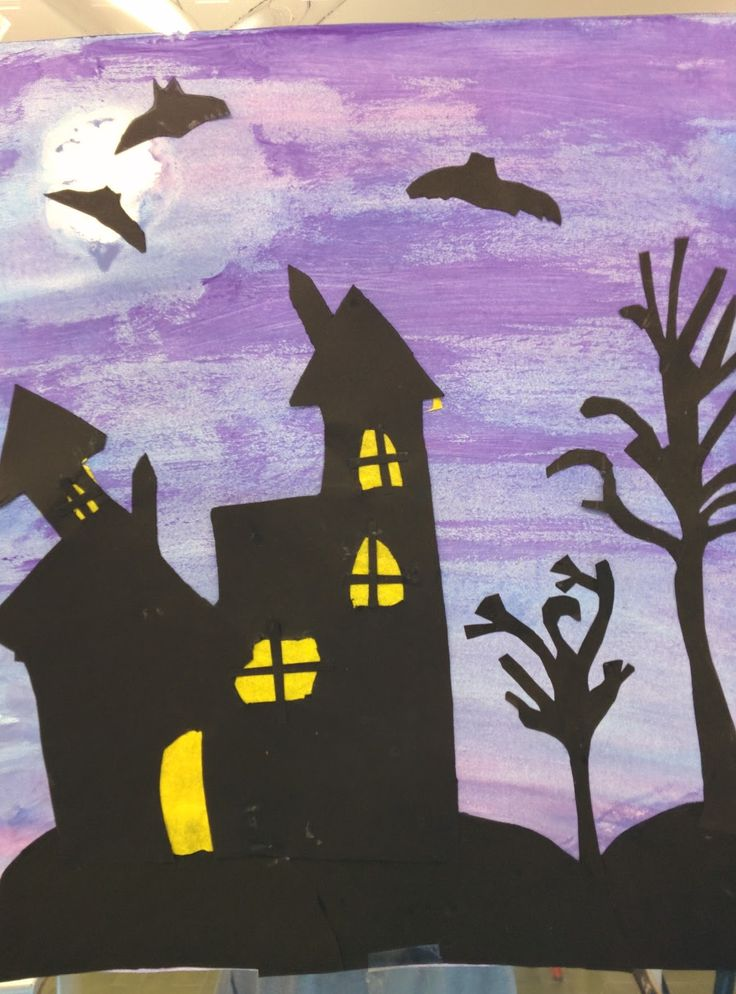 Case spaventose per Halloween in quinta !